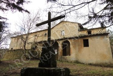 Riferimento Cappuccini - Farmhouse - Country House for Sale in Sarteano